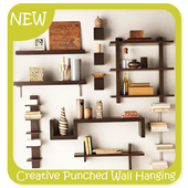 Creative Punched Wall Hanging icon