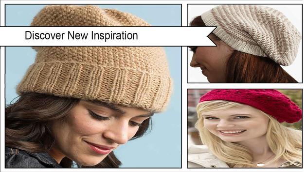 Patrones de sombreros Easy Crochet Slouch for Android - APK Download
