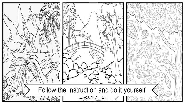 canadian landscapes Colouring Pages | Landscape drawing for kids ... | 355x631