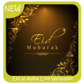 Eid al Adha Live Wallpaper icon