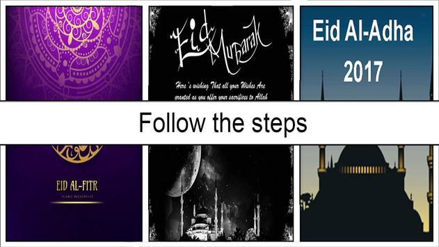 Eid al Adha Live Wallpaper screenshot 3
