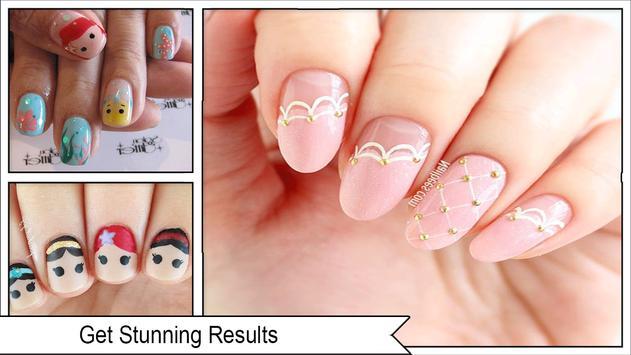 Princess Nail Art Ideas screenshot 3