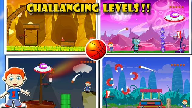 Basket Ball champ: Slam dunk apk screenshot