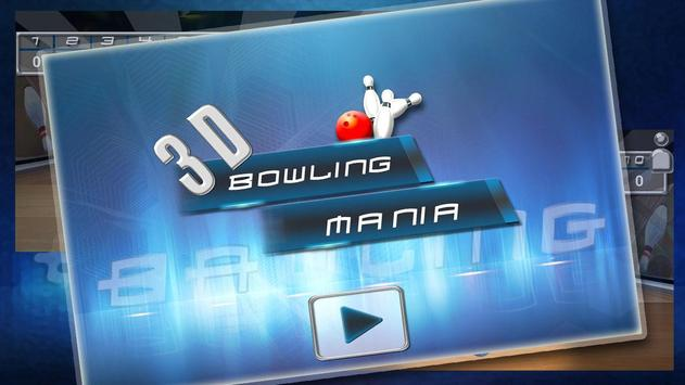 3D Bowling Classic Shooting poster