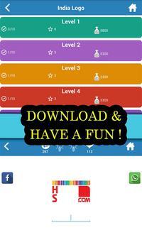 India & Car logo Quiz screenshot 1