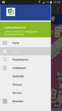 Land Use Monitor DE apk screenshot