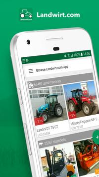Landwirt.com - Tractor & Agricultural Market poster