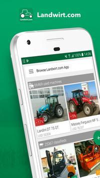 Landwirt.com - Tractor & Agricultural Market poster