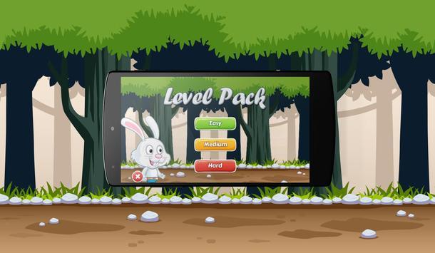 Super Bunny Jungle World poster
