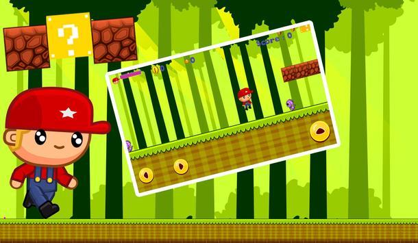 Great Jungle World of Mario apk screenshot