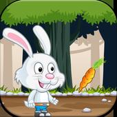 Jungle bunny Adventure icon