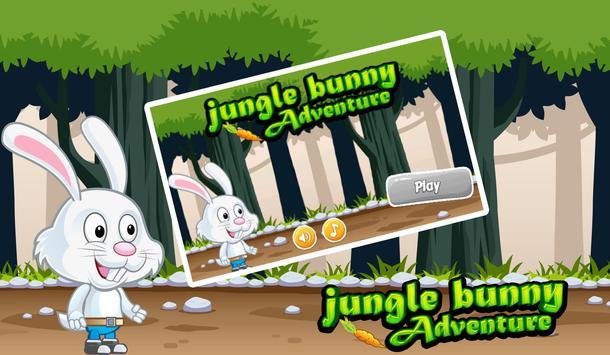 Jungle bunny Adventure apk screenshot
