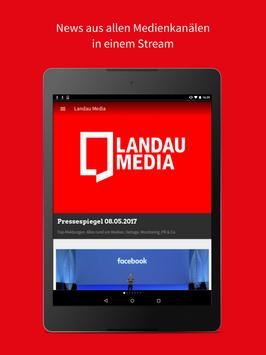 Landau Media screenshot 4
