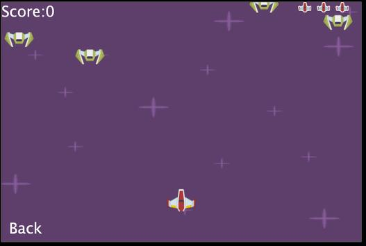 Alien Attack Free! apk screenshot