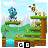 Gumbàll Fun Run Adventure icon