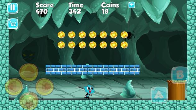 Gumbàll Fun Run Adventure screenshot 1
