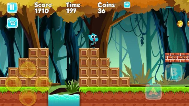 Gumbàll Fun Run Adventure screenshot 6