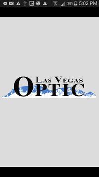 Las Vegas Optic poster