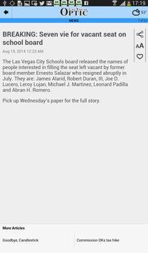 Las Vegas Optic apk screenshot