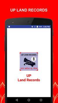 Uttar Pradesh Land Records poster
