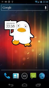 Gintama Elizabeth Clock apk screenshot
