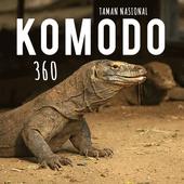 Taman Nasional Komodo 360 icon