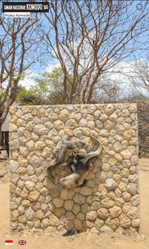 Taman Nasional Komodo 360 poster