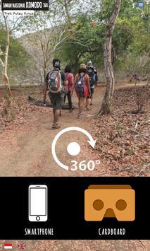 Taman Nasional Komodo 360 apk screenshot