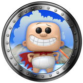 Captain Heroes Underpants icon