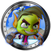 Beast Boy Run Adventure icon