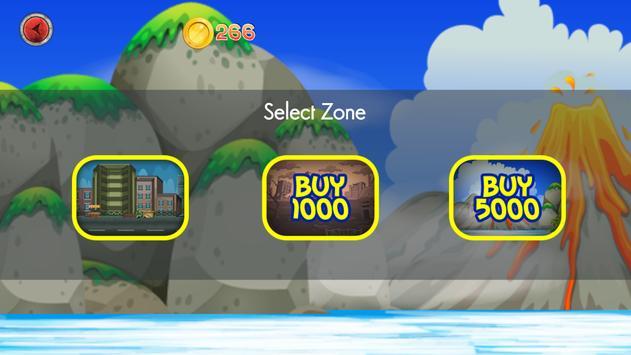 Godzilla Run apk screenshot