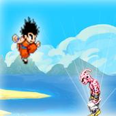 Super Gohan Saiyan fight icon