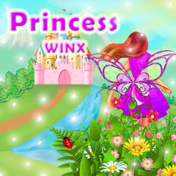 Princess Beautiful Winx Girl screenshot 1