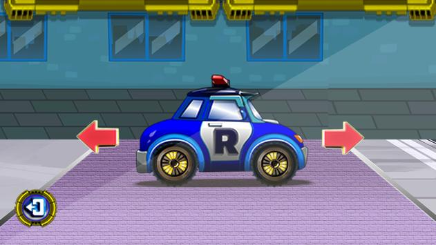 Robocar Rocket Car Games apk screenshot