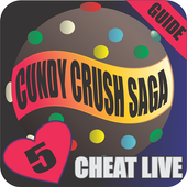 Guide Candy Crush Soda Saga5 icon