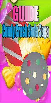 Guide Candy Crush Soda Saga5 poster