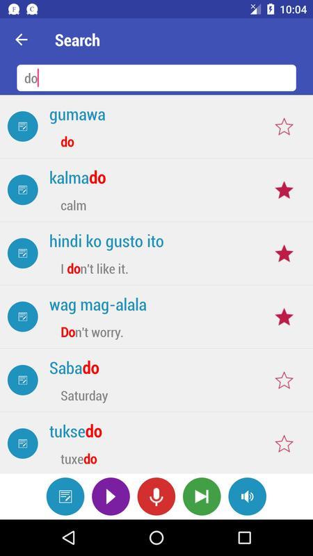 Learn Tagalog | ROSETTA STONE
