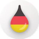 Drops: Belajar bahasa dan kata-kata Jerman secara APK