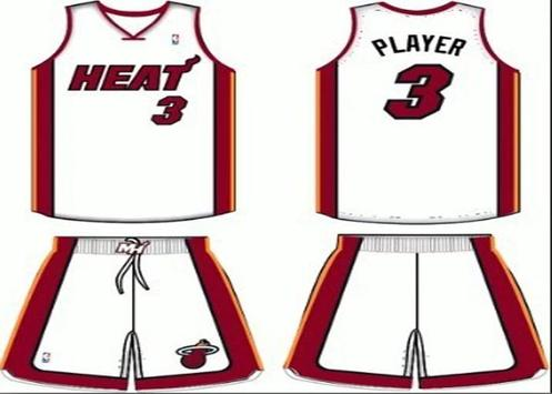 Basketball Jersey Design screenshot 1