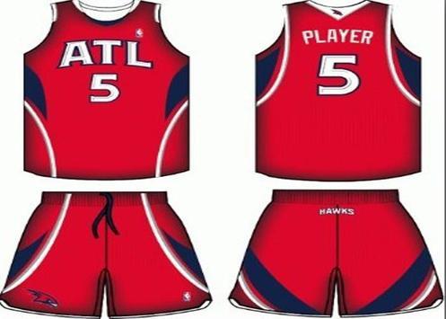 Basketball Jersey Design screenshot 2