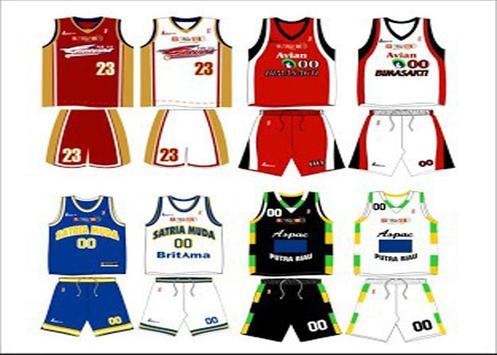 Basketball Jersey Design screenshot 3