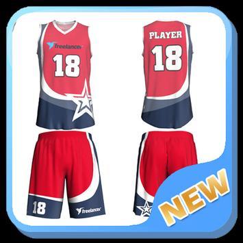 Basketball Jersey Design screenshot 5