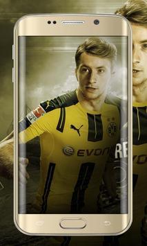 New Marco Reus Wallpapers HD 2018 poster