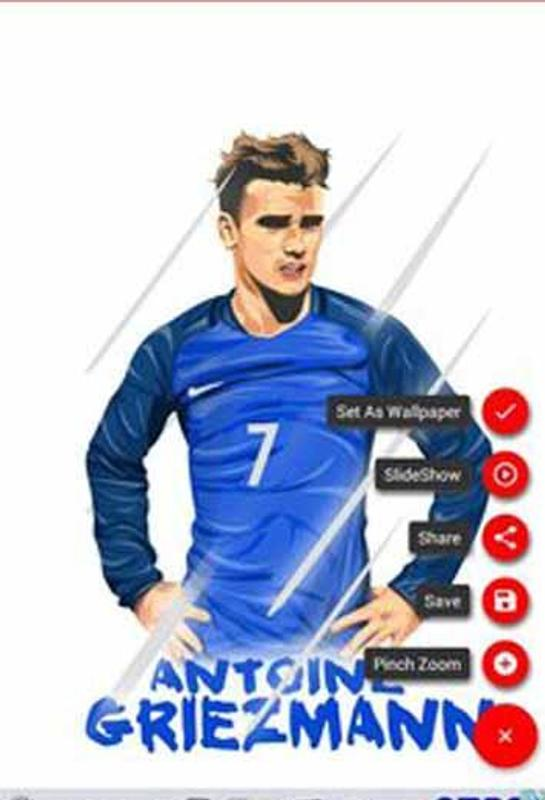 New Antoine Griezmann Wallpapers HD 2018 for Android - APK Download 5f3dc8e6e