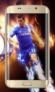 New Eden Hazard Wallpapers HD 2018 screenshot 2