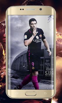 New Luis Suarez Wallpapers HD  2018 screenshot 1