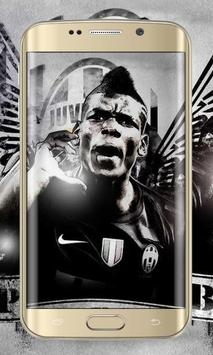 New Paul Pogba Wallpapers HD 2018 poster
