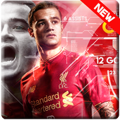 New Philippe Coutinho Wallpapers HD 2018 icon