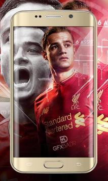 New Philippe Coutinho Wallpapers HD 2018 screenshot 3