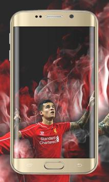New Philippe Coutinho Wallpapers HD 2018 screenshot 4